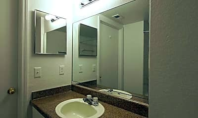 Bathroom, Whistler's Cove, 2