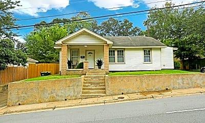 Building, 3711 W Markham St, 0