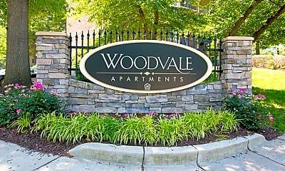Community Signage, Woodvale Apartments, 0