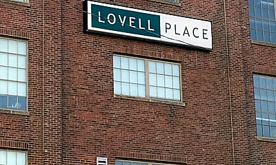Lovell Place, 1