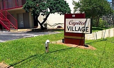 Community Signage, 420 E Park Ave, 1