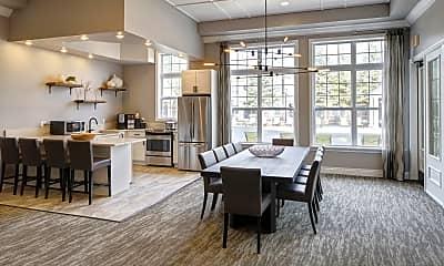 Dining Room, River Run, 1