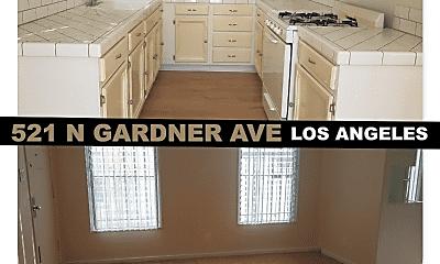 Kitchen, 521 N Gardner St, 0