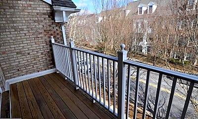 Patio / Deck, 307 Fallsgrove Dr 59, 2