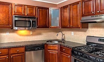 Kitchen, 1242 Prospect Ave 3-D, 1