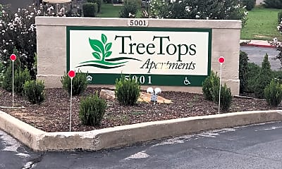 TreeTops Apartments, 1