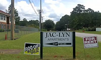 Jac-Lyn Apartments, 1