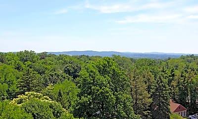 View, Bellevue Towers, 2