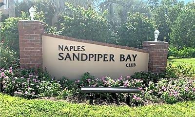 Community Signage, 3001 Sandpiper Bay Cir B105, 0