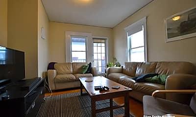 Living Room, 50 Atkins St, 1