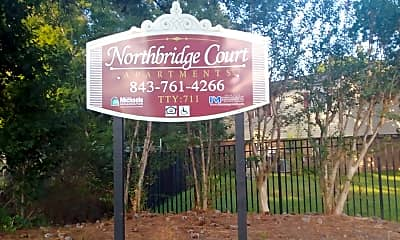 Northbridge Court Apartments, 1