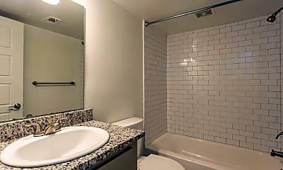 Bathroom, Melrose Place, 2