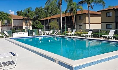 Pool, 4790 S Cleveland Ave 1603, 0