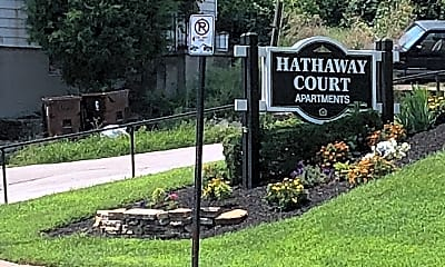 Hathaway Court Apartments, 1