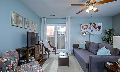 Living Room, 4117 Warwick Blvd, 1
