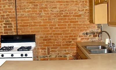 Kitchen, 114 W King St, 2
