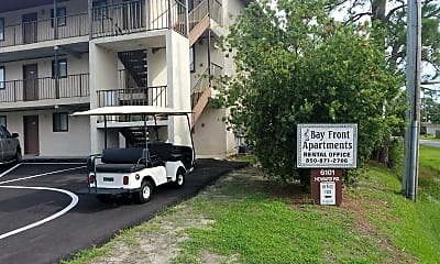 Bay Front Apartments, 1