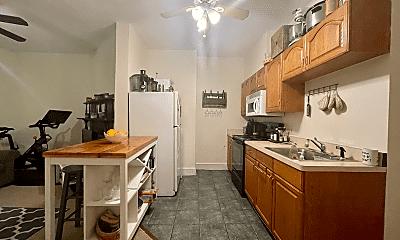 Kitchen, 42 St Stephen St, 1