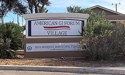 American GI Forum Village II, 1