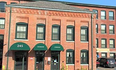 Building, 245 River St, 0