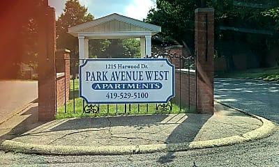 Park Avenue West Apartments, 1