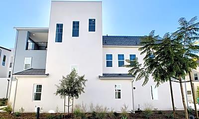 Building, 115 Spiral, 1