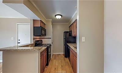 Kitchen, 904 University Oaks Blvd 121, 1