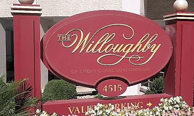 Community Signage, 4515 Willard Ave, 0
