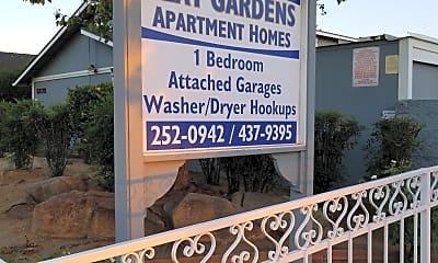 Clay Gardens Apartments, 1