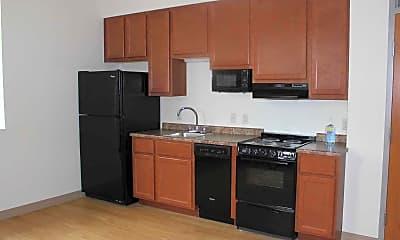 Abbott Apartments, 1