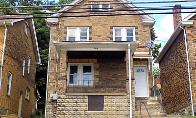 Building, 1413 Brookline Blvd, 2