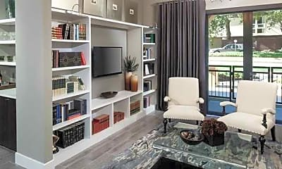 Living Room, Cantabria At Turtle Creek, 2
