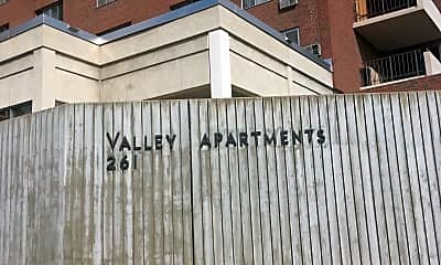 Valley Apartments, 1