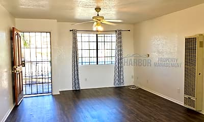Living Room, 820 W 1st St, 1