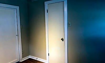 Bedroom, 2003 Woodland N, 2