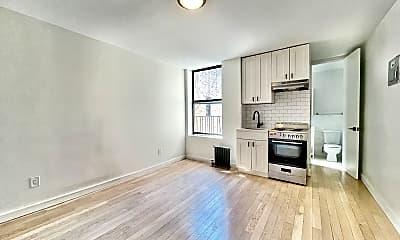 Bedroom, 137 W 137th St 6-D, 0