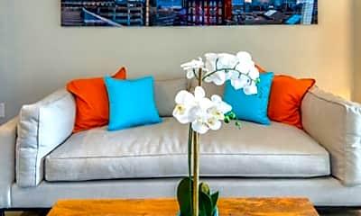 Living Room, 1200 Esplanade, 1