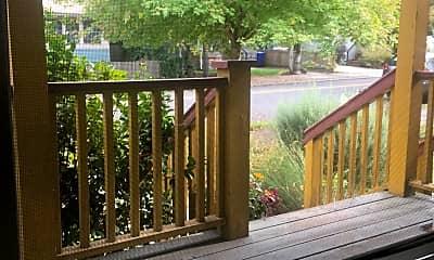 Patio / Deck, 5329 NE 15th Ave, 1