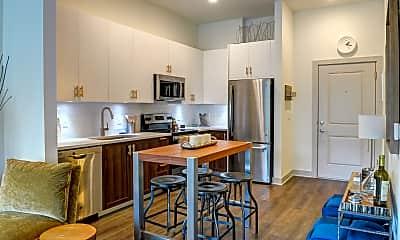 Kitchen, Park35 on Clairmont, 1