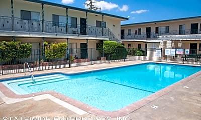 Pool, 8525 De Soto Ave, 1