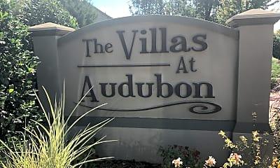 The Villas at Audubon Townhomes, 1