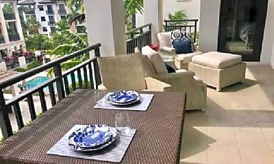 Patio / Deck, 1030 3rd Ave S, 2