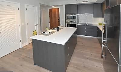 Kitchen, 1300 4th St SE 805, 1