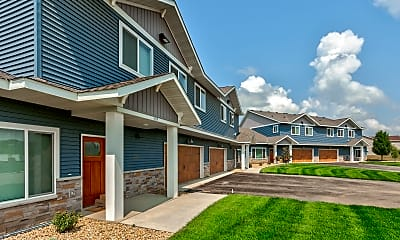 Building, Falcon Heights Townhomes, 0