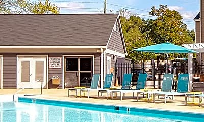 Pool, The Luxe at Indian Lake Village, 0