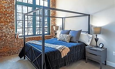 Bedroom, 850 Lawrence St, 1