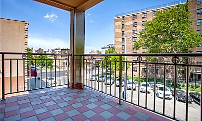 Patio / Deck, 62 Tompkins Ave 3F, 2