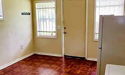 Bedroom, 4514 Crane St, 1