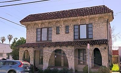 Building, 3514 E 4th St, 1