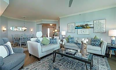 Living Room, 325 Dunes Blvd 706, 1